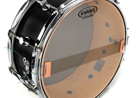 """Evans Clear 300 Snare Side Drum Head 14"""""""