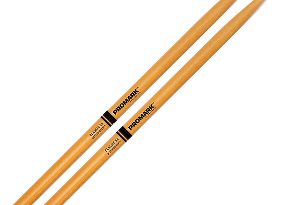 ProMark Classic 5A ActiveGrip Clear Drumsticks