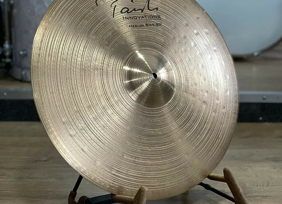 "Paiste Innovations Medium 20"" Ride Cymbal #403"