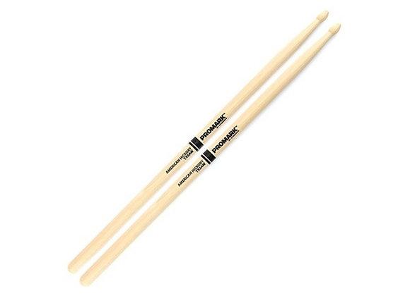 ProMark Hickory 5A Woodtip Drumsticks