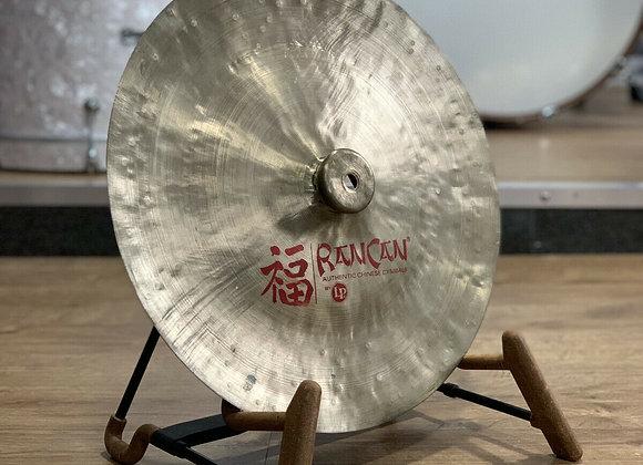 "LP Rancan Latin Percussion 16"" Chinese China Cymbal #384"