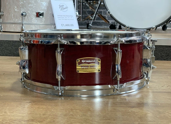 "Yamaha Wood shell 14"" x 5.5"" Snare Drum #391"