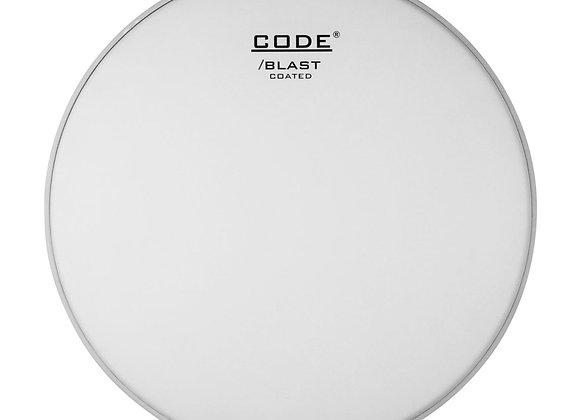 CODE Blast Coated 20'' Bass Drum Head