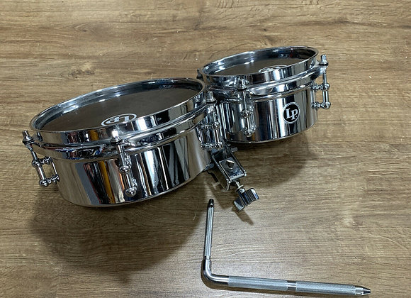 LP 845-K Mini Timbales Set Snare Mountable #388