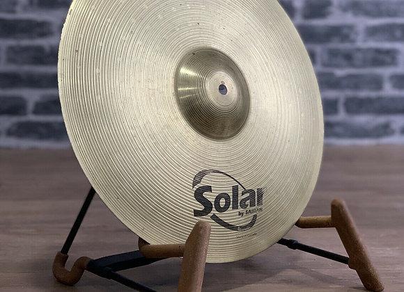 "16"" Sabian Solar Crash Cymbal #412"