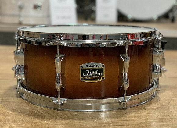 "Yamaha Tour Custom 14"" Snare Drum #418"
