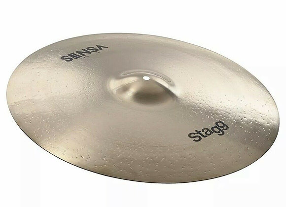"Stagg 21"" SENSA Brilliant Medium Sweet Ride Cymbal #387"