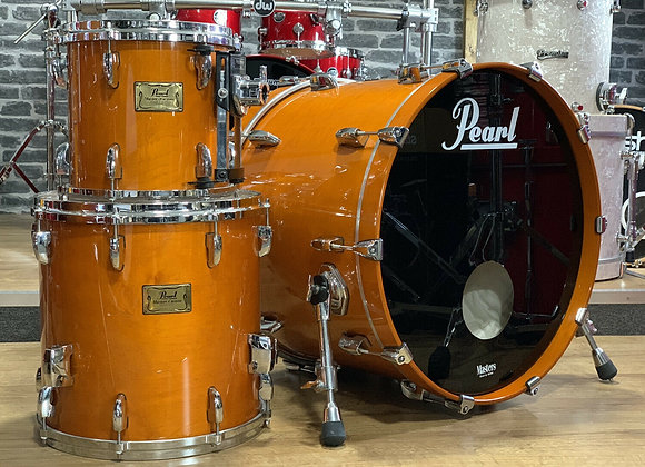 Pearl Maple Masters Custom Maple Drum Kit Shell Pack #337