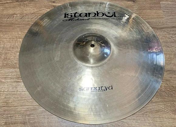 """Istanbul Mehmet Samatya 18"""" Crash Cymbal #312"""