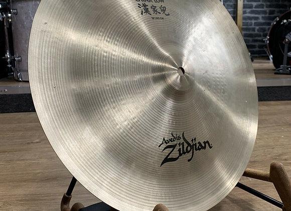 """Zildjian A 16"""" China Low Cymbal #385"""