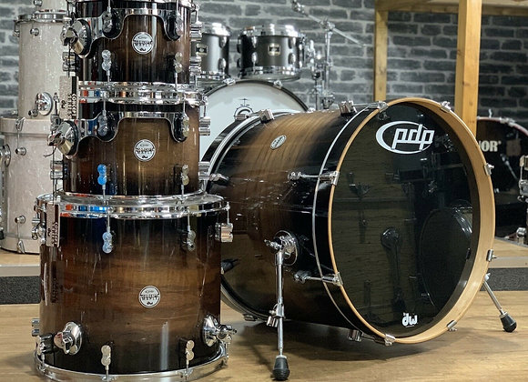 PDP Concept Maple Drum Kit By DW with Tags #404