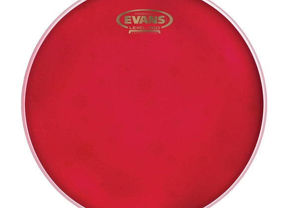 Evans Hydraulic Red Drum Head 13""
