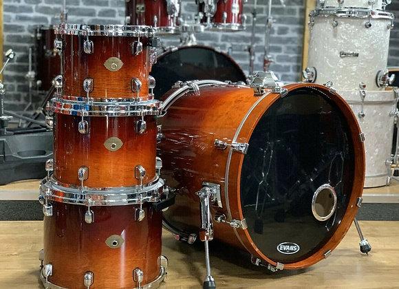 Tama Starclassic Maple Cherry Sunburst Drum Kit Shell Pack #354
