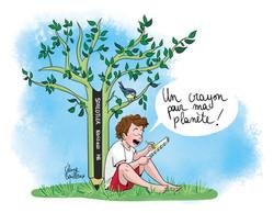 Illustratrice parisienne