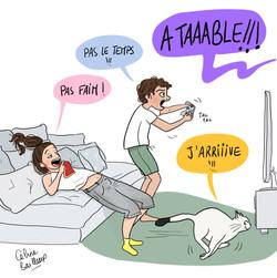 Illustration Céline Bailleux