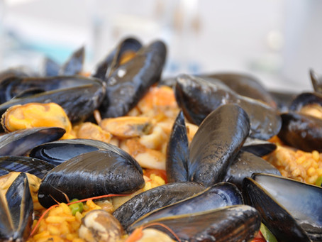 Hot and Sour Thai Mussel Broth