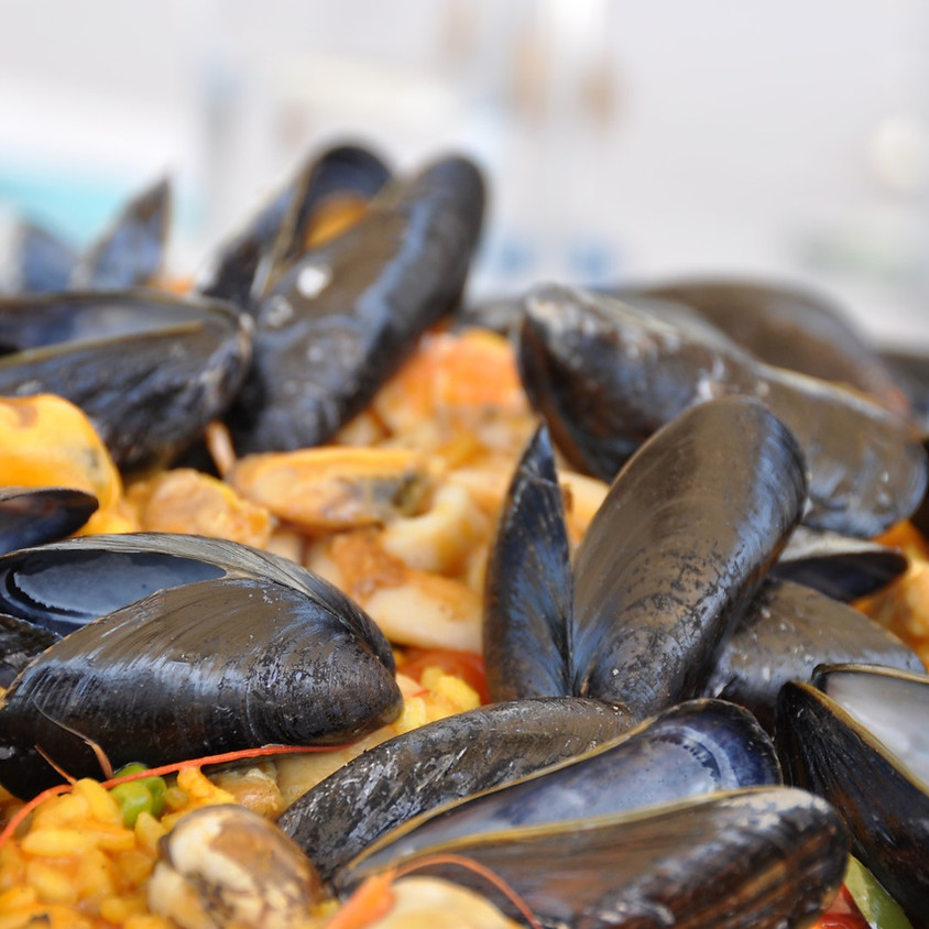 SOLD OUT - Perfect Paella  ~ 7 PM