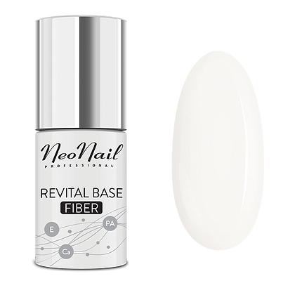 REVITAL BASE FIBER MILKY CLOUD  - 7,2ML UV/LED GEL POLISH
