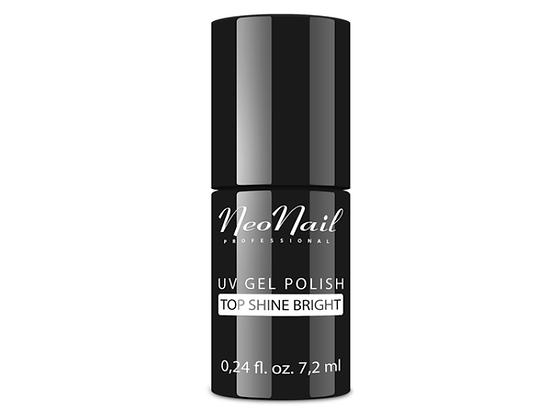TOP SHINE BRIGHT - 7,2ML UV/LED GEL POLISH