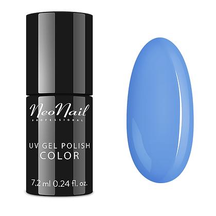 DIVINE BLUE- 7,2ML UV GEL POLISH