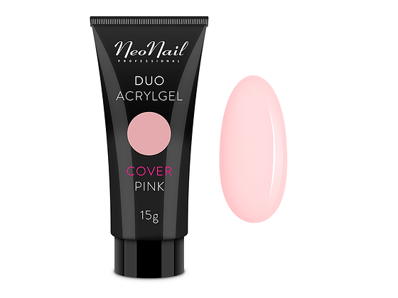 DUO ACRYLGEL COVER PINK - 15G