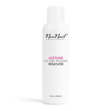 UV GEL POLISH REMOVER - ACETONE 1000 ML