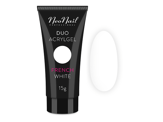 DUO ACRYLGEL FRENCH WHITE - 15G