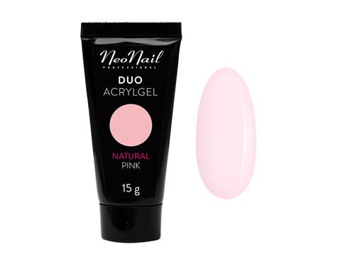 DUO ACRYLGEL NATURAL PINK - 15G