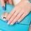 Thumbnail: DIVINE BLUE- 7,2ML UV GEL POLISH