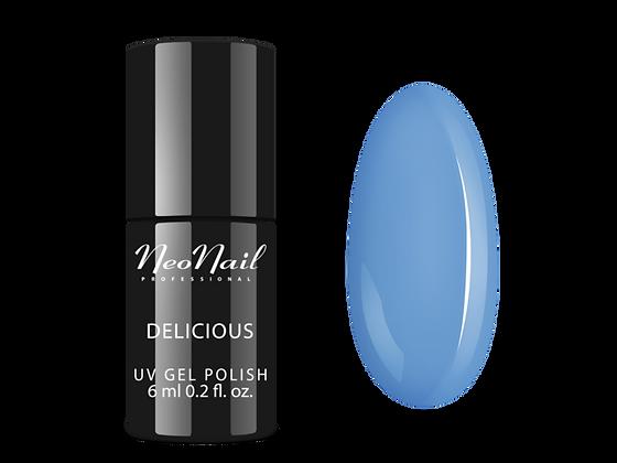 BLUE CREAM JELLY - 6ML UV GEL POLISH