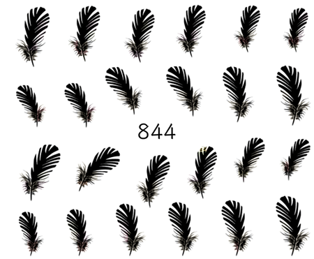 VAND KILSTERMÆRKER- 844