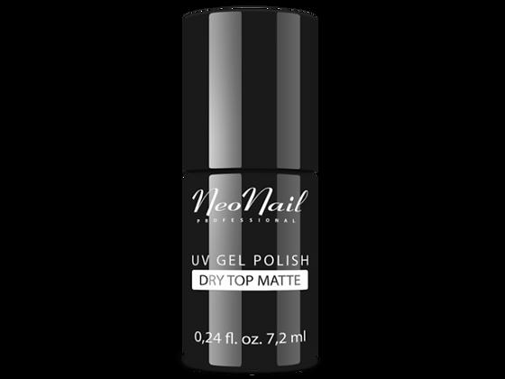UV/LED GEL POLISH - 7,2ML DRY TOP MATTE