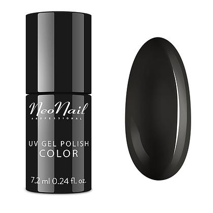 PURE BLACK- 7,2ML UV GEL POLISH