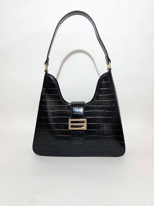 best black handbag for women france paris design