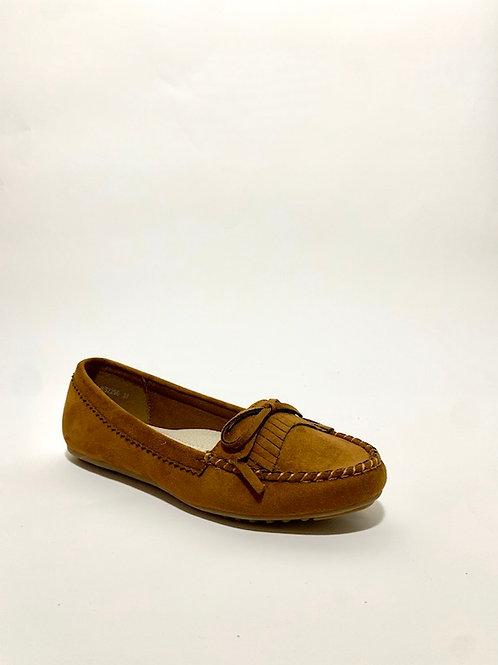 mocassins camel femme eldorada chaussures