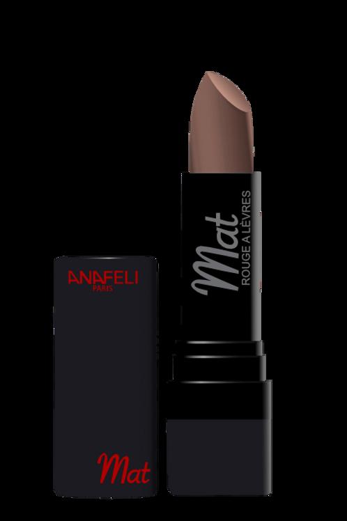 07 Rouge à lèvres mat - Nude beige
