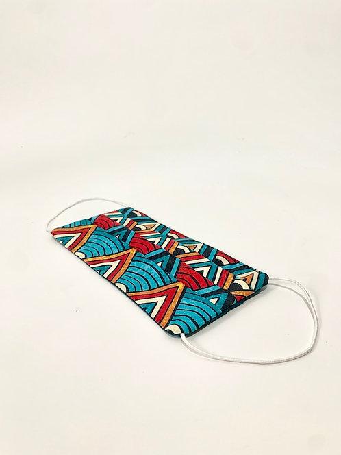 Masque tissu lavable coton france recommandations de l'AFNOR