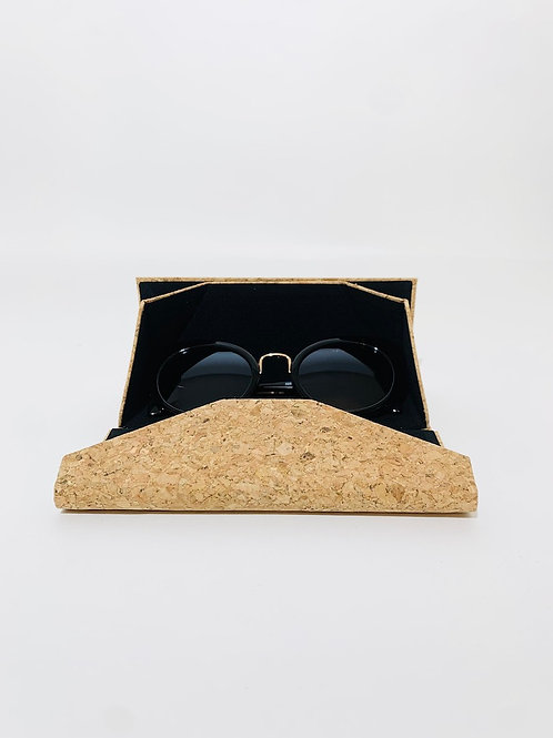 Boitier lunettes liège