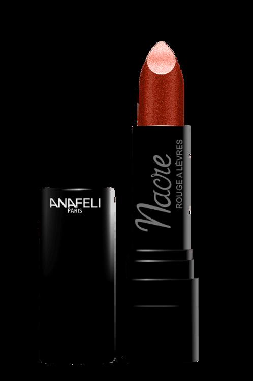 20 Rouge à lèvres nacré Mandarine intense