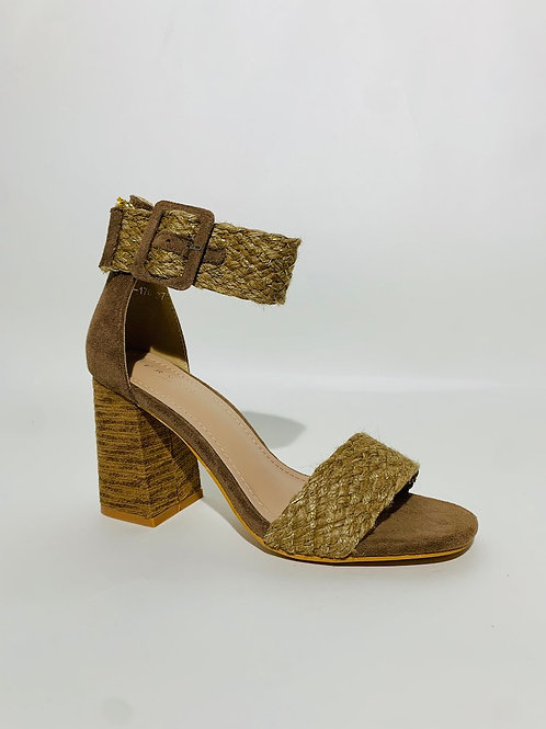 Sandales à talon #700006