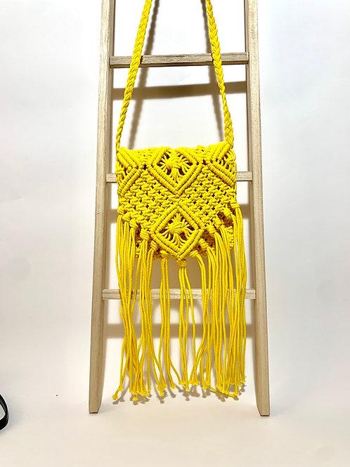 sac coton pochette bandoulière femme accessoire eldorada