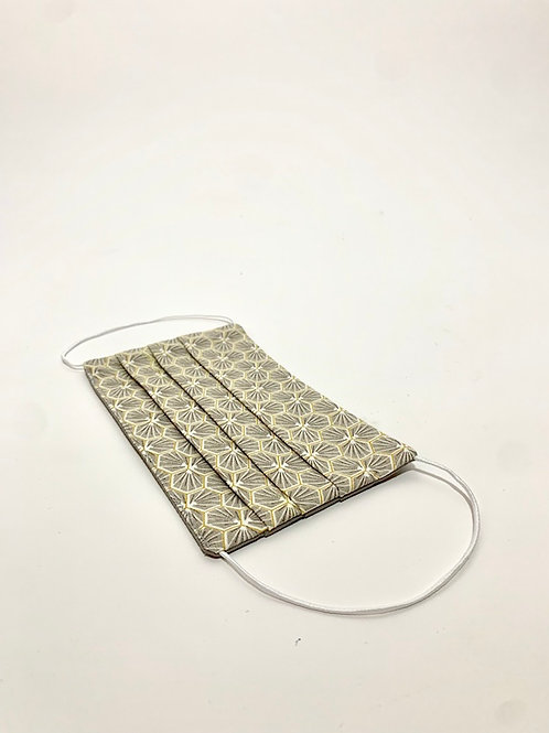 masques tissu coton lavable reversible  eldorada
