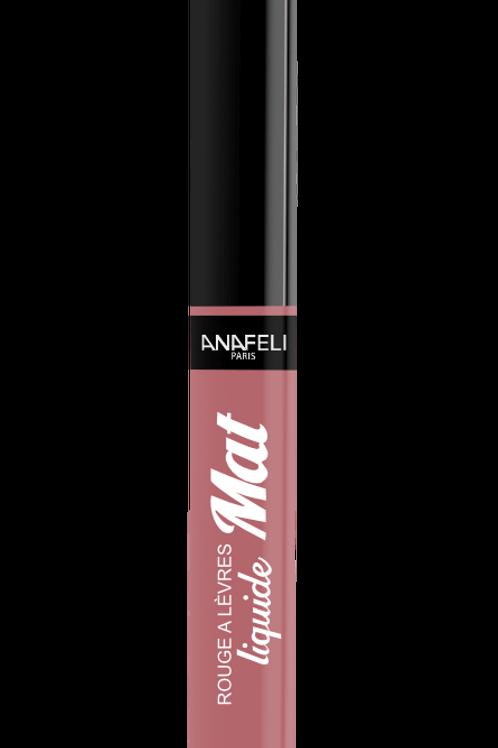 02 Rouge à lèvres  Liquide Mat