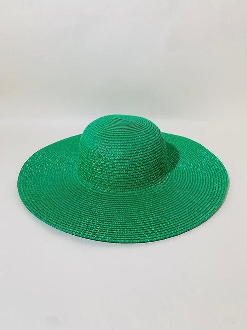 Chapeau capeline