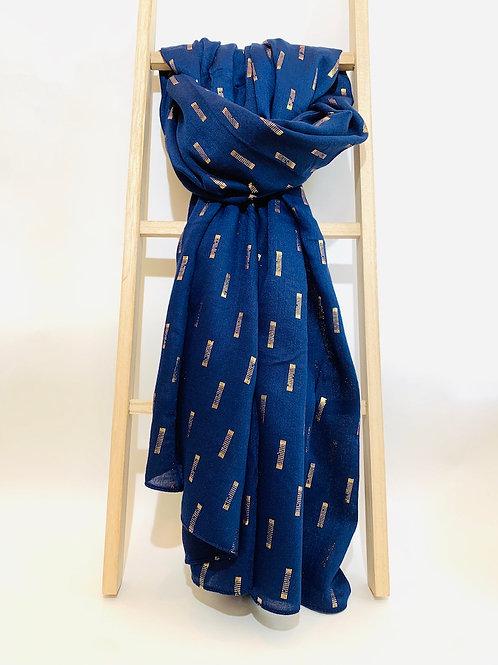 foulard femme blois eldorada