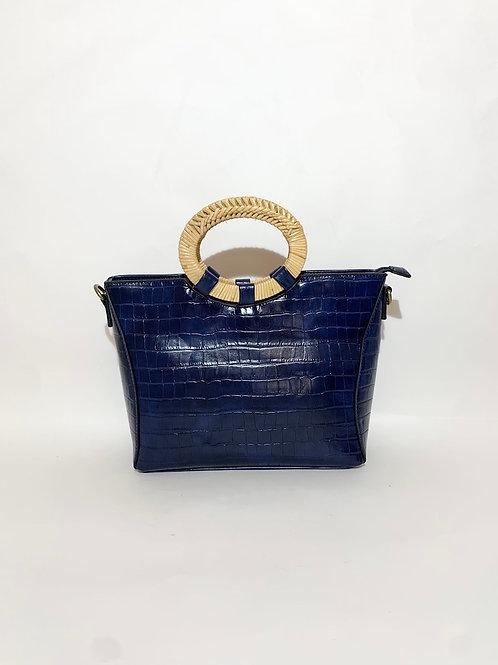 sac à main bleu marine femme paris