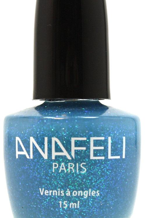 Vernis - Pailleté Bleu Ciel - P04