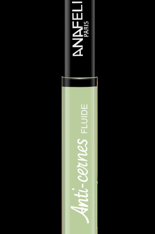 01 Anticernes fluide Vert