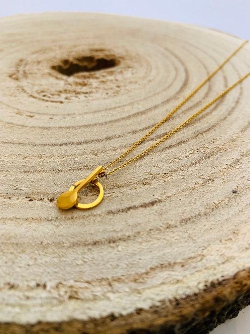 Collier acier inoxydable bijoux blois