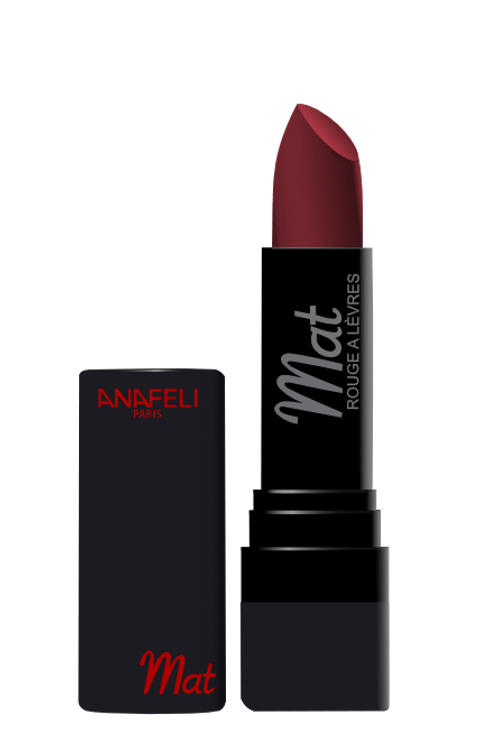 14 Rouge à lèvres mat - Bordeaux